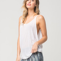FREE PEOPLE Sand Dollar Womens Tank | Tanks