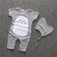 Baby Boy Clothes Cotton born Baby Clothes Infant Jumpsuits Baby Girl Clothing Sets Kids Clothes
