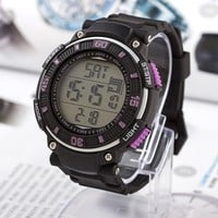 Watch Waterproof Outdoors Digital Watch [6581633095]