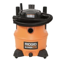 RIDGID 16 Gal. 6.5-Peak HP Wet Dry Vac with Detachable Blower-WD1680 - The Home Depot