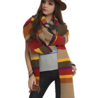 Doctor Who Fourth Doctor Deluxe Scarf