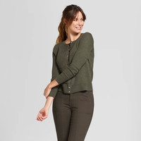 Women's Long Sleeve Any Day Cardigan - A New Day™