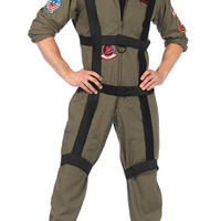 Mens Top Gun Paratrooper Costume