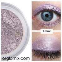 Lilac Eyeshadow