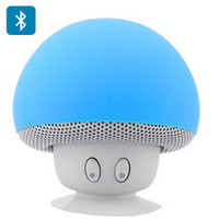 Mushroom Bluetooth Speaker (Blue)