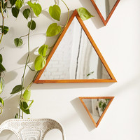 Pyramid Mirror | Urban Outfitters