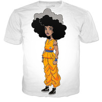 Afro Dragon Ball T-Shirt