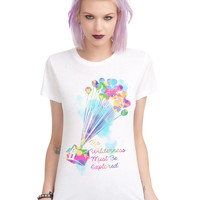 Disney Up Wilderness Explored Girls T-Shirt
