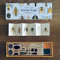 DIY Bug Stamp Kit