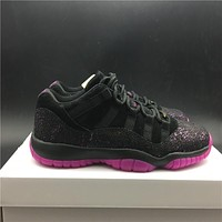 Air Jordan 11 Low Think 1 Ar5149-005 Sneaker