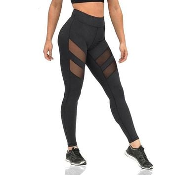 Quick Dry Breathable Slim Sports Yoga Pants