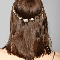 Golden Leaves Headband - Urban Outfitters