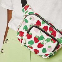 Strawberry Jay Bum Bag