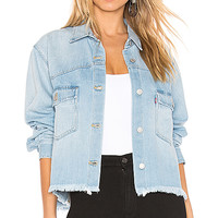 LEVI'S Addison Shirt in Your Best Shot | REVOLVE