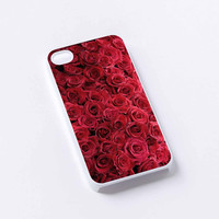 red roses iPhone 4/4S, 5/5S, 5C,6,6plus,and Samsung s3,s4,s5,s6