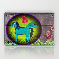Creatures from hidden lands Laptop & iPad Skin by Fruit Of Phalanges | Society6