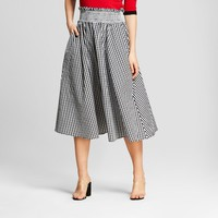 Women's Smocked Waist Midi Skirt - Who What Wear™