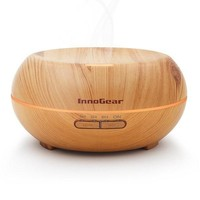 Natural Wood Aromatherapy Diffuser by InnoGear