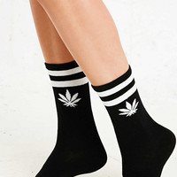 Weed Sport Socks - Urban Outfitters