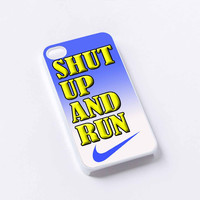 shut up and run iPhone 4/4S, 5/5S, 5C,6,6plus,and Samsung s3,s4,s5,s6