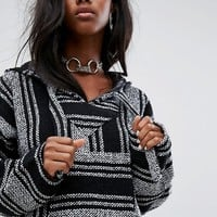 Reclaimed Vintage Oversized Baja Hoodie at asos.com