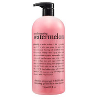 Philosophy Mouthwatering Watermelon™ Shampoo, Shower Gel & Bubble Bath: Shop Body Cleanser | Se