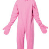 """Adults A Christmas Story """"Pink Bunny"""" Costume"""