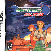 Advance Wars Dual Strike - Nintendo DS (Game Only)