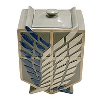 Attack On Titan - Scout Lidded Cookie Jar