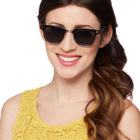 Festival It's Been Too Lawn Sunglasses by ModCloth