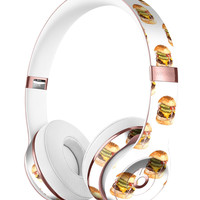 Sloppy Cheeseburger Full-Body Skin Kit for the Beats by Dre Solo 3 Wireless Headphones