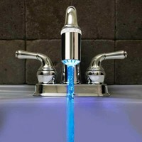 LightInTheBox LED Kitchen Sink Faucet Sprayer Nozzle