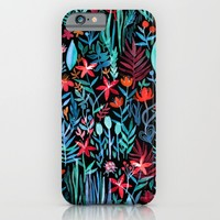 Though I Walk at Night iPhone & iPod Case by Micklyn | Society6
