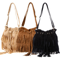 Duo Fringe Shoulder Bag