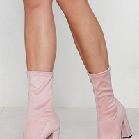 Step By Step Sock Boot