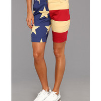 Loudmouth Golf Old Glory Short Red/White/Blue - Zappos.com Free Shipping BOTH Ways