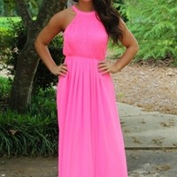 Pink Perfection Dress