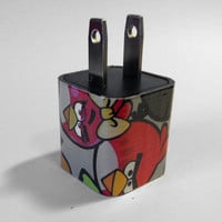 Angry Birds iPhone USB Charger