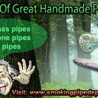the fun of smoking glass pipes and find smoking pipes online
