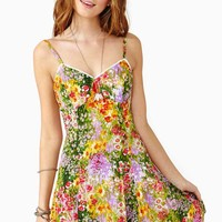 MinkPink Paint By Numbers Sundress