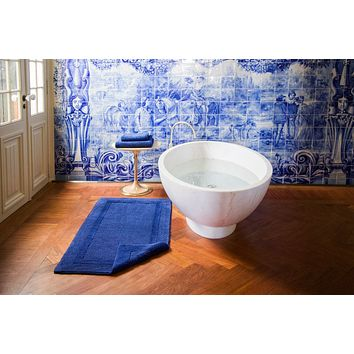 23x23 Reversible Bath Rugs by Abyss & Habidecor