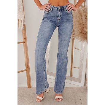 Spectacular Feeling Flare Jeans (Medium)