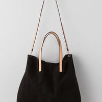 PROVIDENCE SUEDE REVERSIBLE TOTE