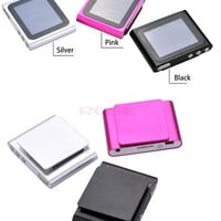 """For 2-16GB Card MP3 MP4 Player 1.8"""" Screen 6th Generation Video Movie FM Radio   SV007148