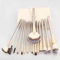 24Pcs Makeup Brushes Set Cosmetic Tool Beauty Christmas Gift