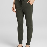 Vince Sweatpants - Bloomingdale's Exclusive Leather Stripe Jogger