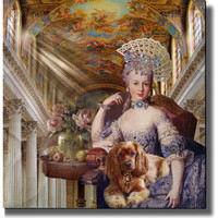 Coco ~ Marie Antoinette's Beloved Dog
