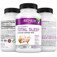 FLASH SALE - All Natural Sleep Aid Supplement. Non-Habit Forming Sleeping Pill. Our Guarantee is A Deeper, Longer & Restful Sleep! Starting Tonight Get the Peaceful & Natural Sleep You Deserve!