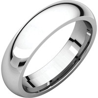 18k Yellow Gold 1.5mm Comfort Fit Wedding Band Ring - Bridal Jewelry: RingSize: 50