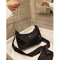 PRADA Hobo bag Set
